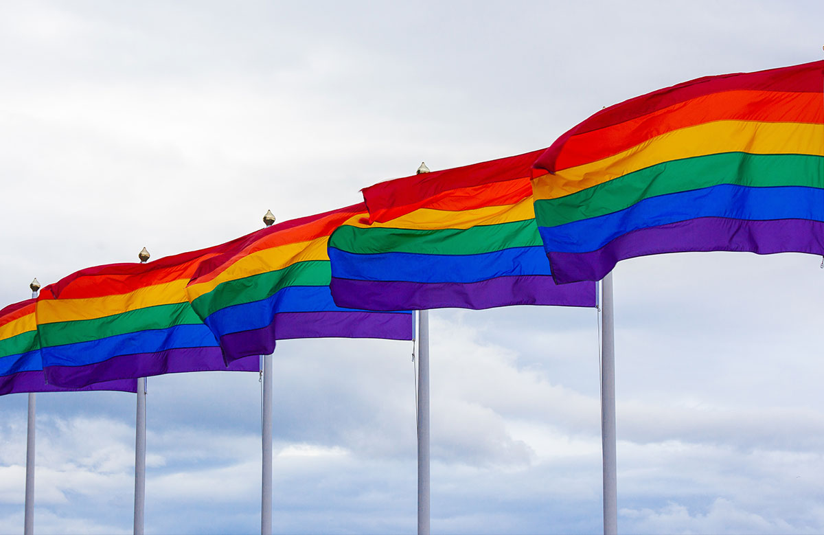 LGBTQ+ AWARENESS CAMPAIGN