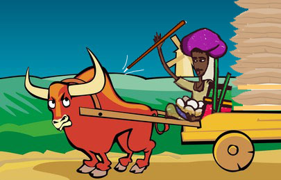 Is 'bull cart driver with a needle stick' leadership driving us into a ditch?